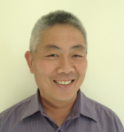 Welcome Dr Donald Chan